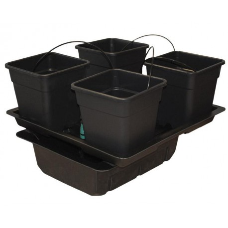SISTEMA WILMA LARGE  (4 X 18L POTS) NUTRICULTURE
