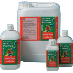 GROWTH/BLOOM EXCELLARATOR 1 LT ADV. HYDROPONICS