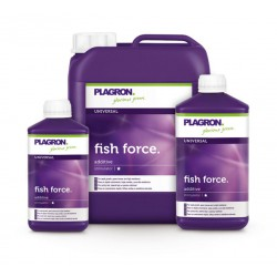 FISH FORCE 5 LTRS PLAGRON