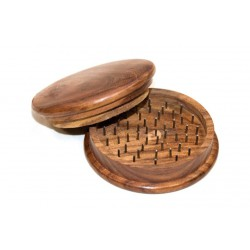 GRINDER MADERA HEMP ORGY 100 MM