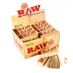 PAPEL RAW TIPS (50 LIBRITOS)