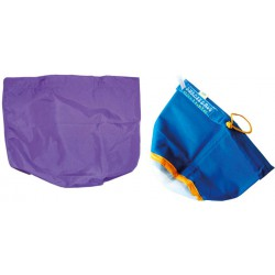 BUBBLEBAG 90 LT KIT 4 BOLSAS
