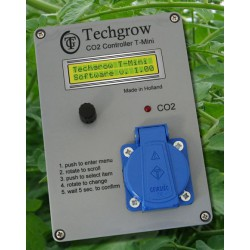 CONTROLADOR DE CO2 T-MINI TECHGROW