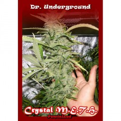 CRYSTAL M.E.T.H. (2) 100% DR. UNDERGROUND