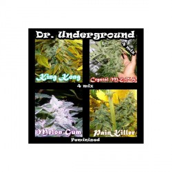 KILLER MIX (8) 100% DR. UNDERGROUND