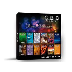 COLLECTION CLASSIC (3) 100% CBD SEEDS