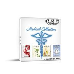 COLLECTION MEDICAL (3) 100% CBD SEEDS