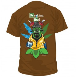 CAMISETA BREAKING BUD TALLA S