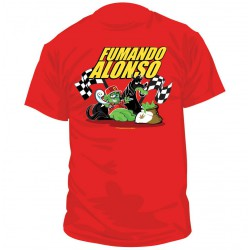 CAMISETA FUM. ALONSO TALLA XL