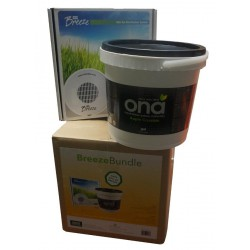 KIT ONA BREEZE FAN  APPLE CRUMBLE 3,8KGS