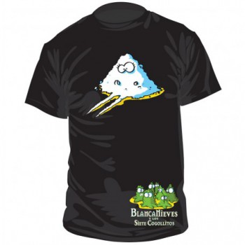 CAMISETA BLANCANIEVES TALLA XL
