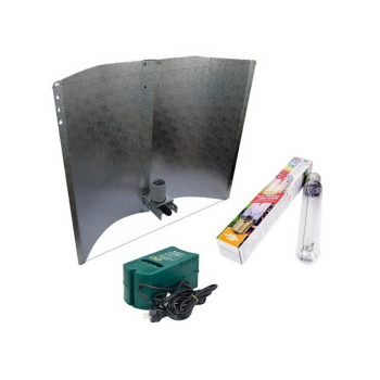 KIT VDL 600 W SUNMASTER DUAL LAMP ADJ. WINGS DOBLE + SPREADER